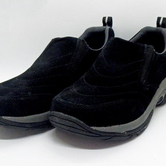 faded glory men's casual lightweight slip on shoe